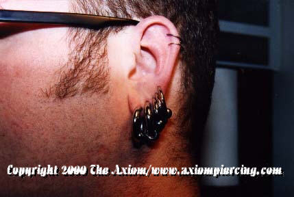 Stretching Or Gauging Piercing Axiom Body Piercing Studio
