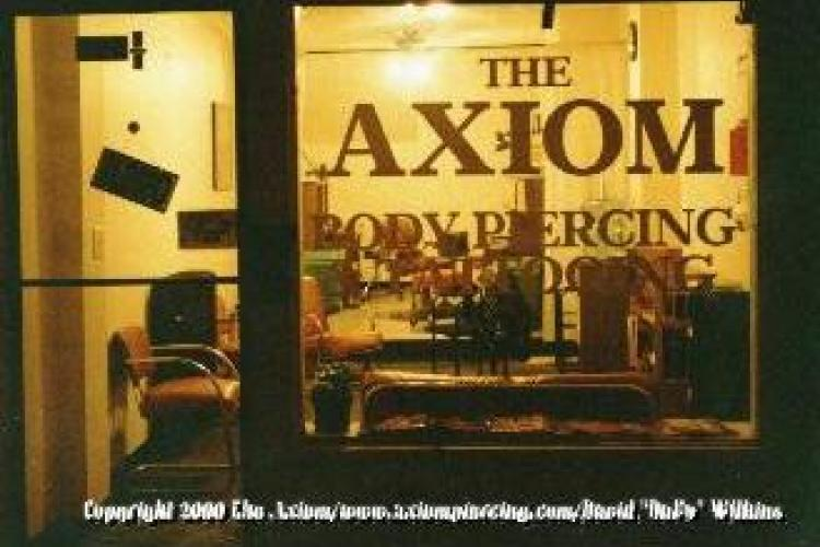 Old Axiom