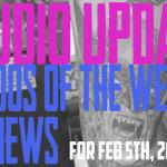 Tattoos of the Week, Piercing & Content News Studio Update #130 Feb 5th, 2021 - https://youtu.be/ZSj8ykNQ-AU