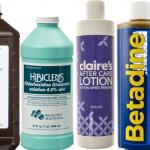 Body Piercing Aftercare Products Guide