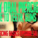 20 Oral Piercings from the Least Risky to the Highest - Body Piercing Basics EP 58 - https://youtu.be/pJbg_3h1CHg