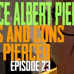DaVo goes through the advantages and disadvantages of the Male Genital Prince Albert Piecing in Prince Albert Piecing Pros & Cons EP 23 - https://youtu.be/tReMykPO6Ns