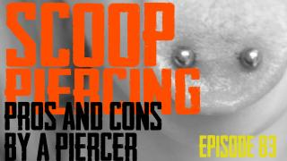 Scoop or Surface to Surface Tongue Piercing Pros & Cons by a Piercer EP83 - https://youtu.be/RQaiBBLu984