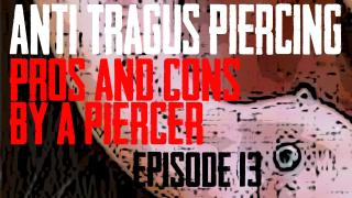 Anti-Tragus Pros & Cons by a Piercer EP 13. DaVo breaks down the Advantages and Disadvantages of Anti-Tragus Piercings